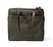 FILSON Tote Bag with Zipper - The Painted Trout