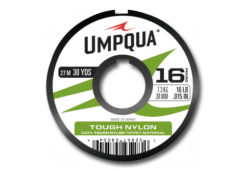 UMPQUA Tough Nylon Tippet Material - The Painted Trout