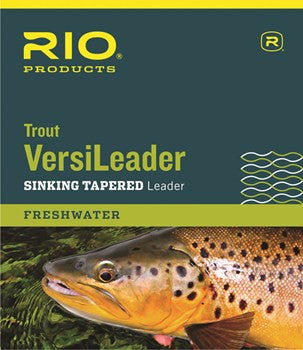 RIO Trout Versileaders - The Painted Trout