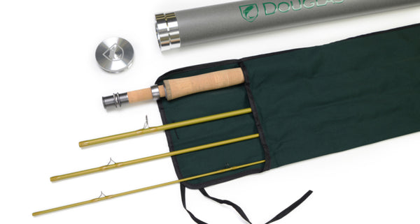 DOUGLAS Upstream Plus Fly Rods - The Painted Trout