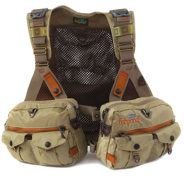 FISHPOND Vaquero Tech Pack - Driftwood - The Painted Trout