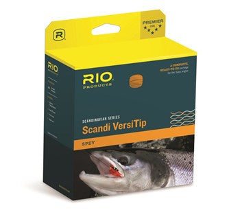 RIO SCANDI Versitip and Short Versitip - The Painted Trout
