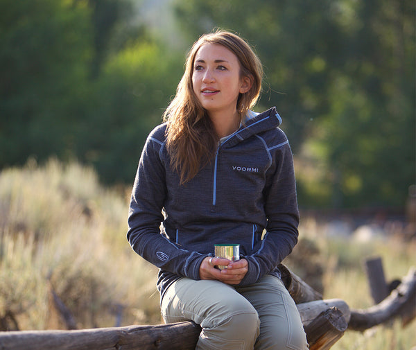 Voormi Co-Lab Women's High-E Hoodie - The Painted Trout