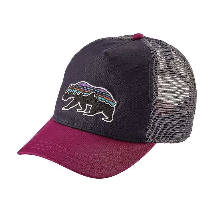 PATAGONIA Women's Fitz Roy Bear Layback Trucker Hat - The Painted Trout