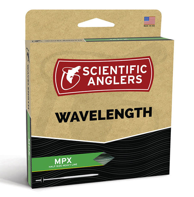 SCIENTIFIC ANGLERS Wavelength MPX Taper - The Painted Trout