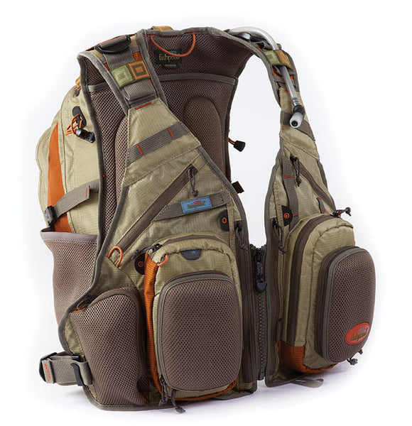 FISHPOND Wildhorse Tech Pack - Driftwood - The Painted Trout