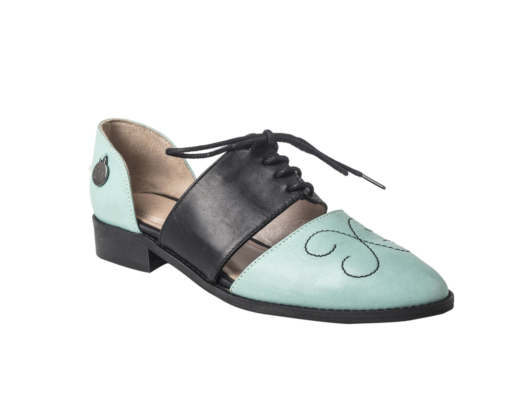 CC - Be Curly Oxford Mint Green