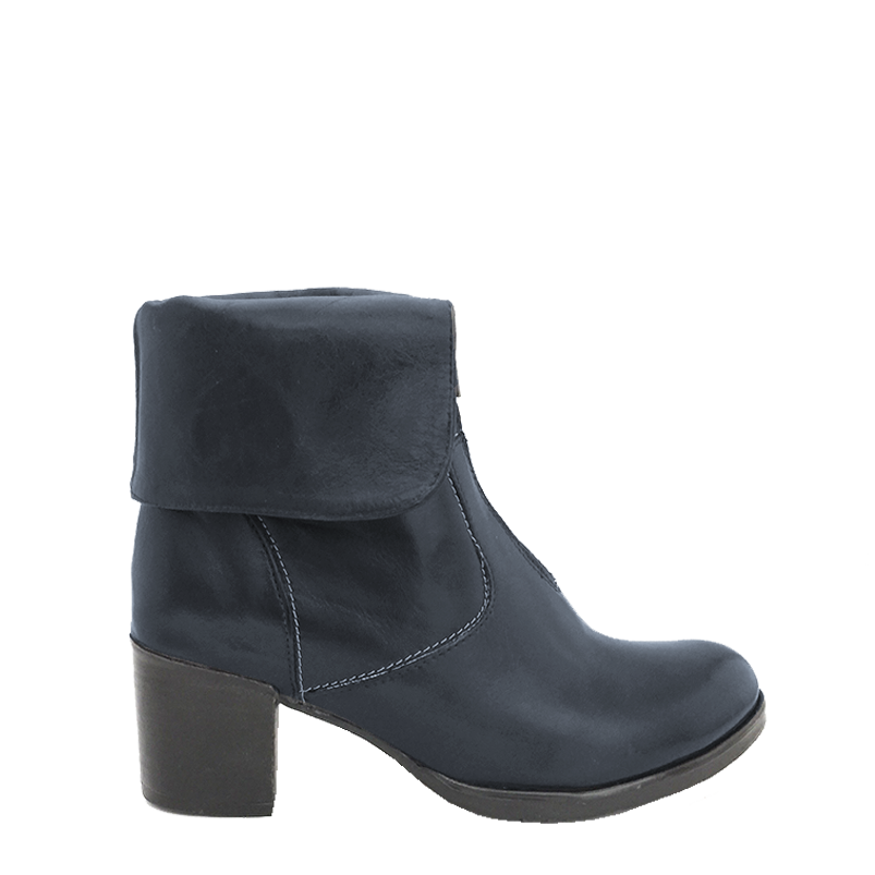 CC FW17 Bootie Navy Blue Fall Winter