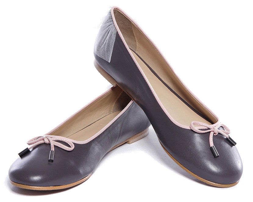 Shall We Dance - Romantic Ballet Dark Grey