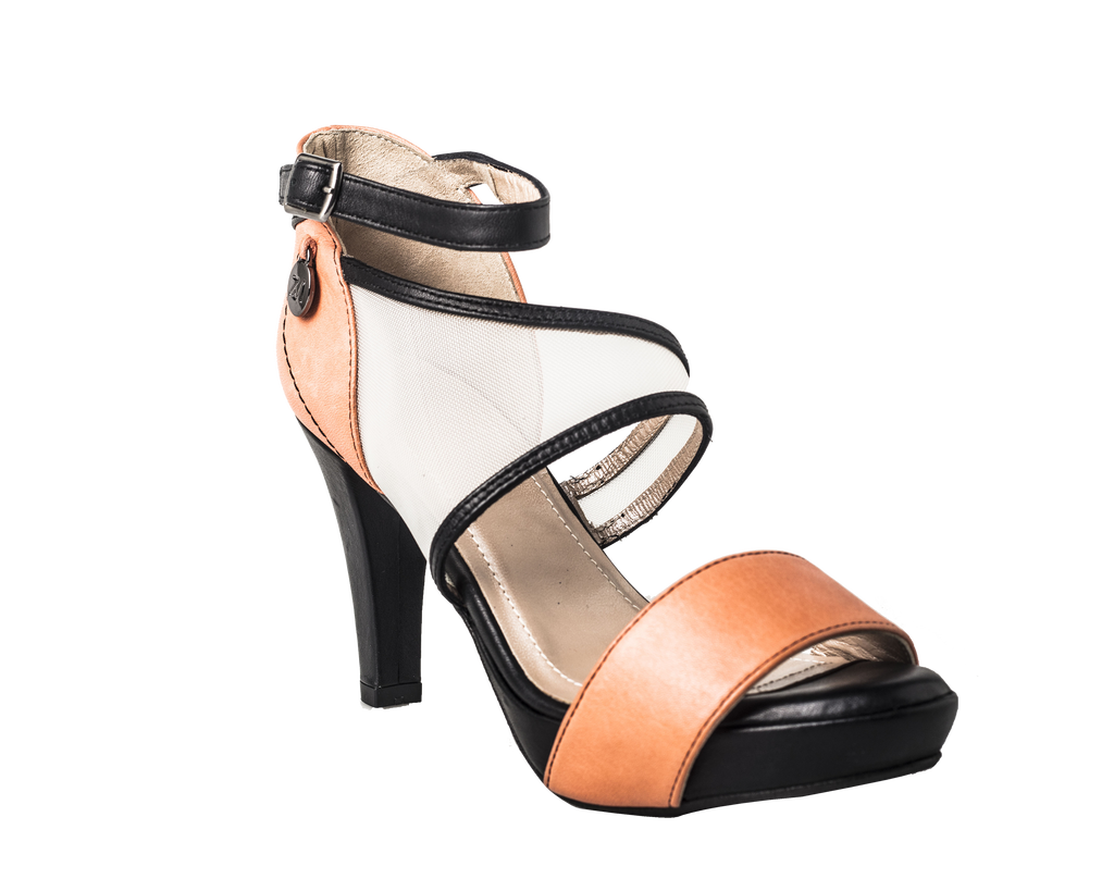 CC - See me Sandal Coral