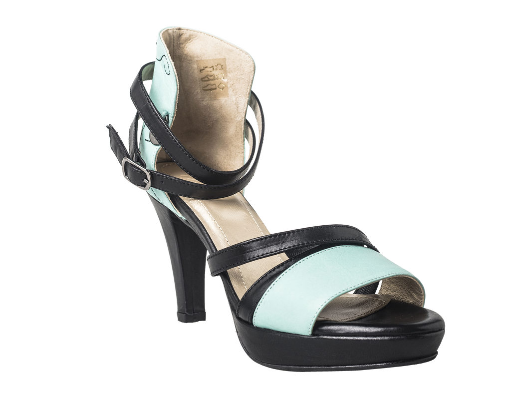CC - Too Curly Sandal Mint Green