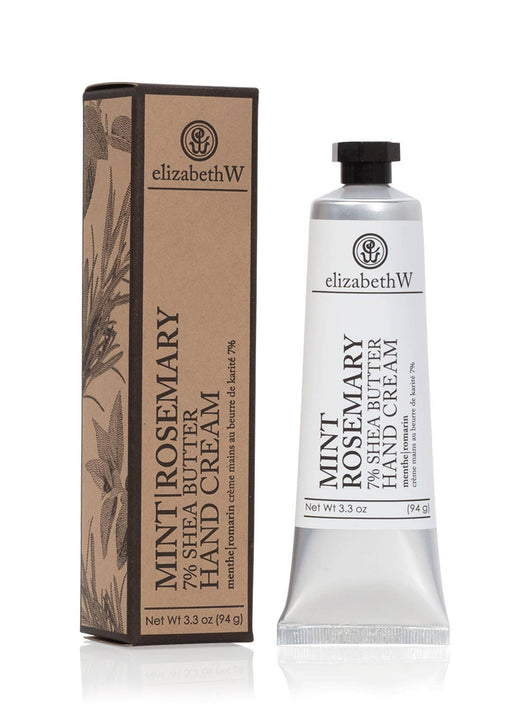 ELISABETH W Hand Cream-MINT ROSEMARY