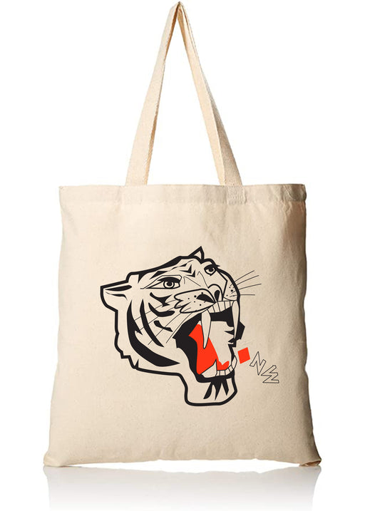 NATURAL ROARING TIGER Tote ONW25