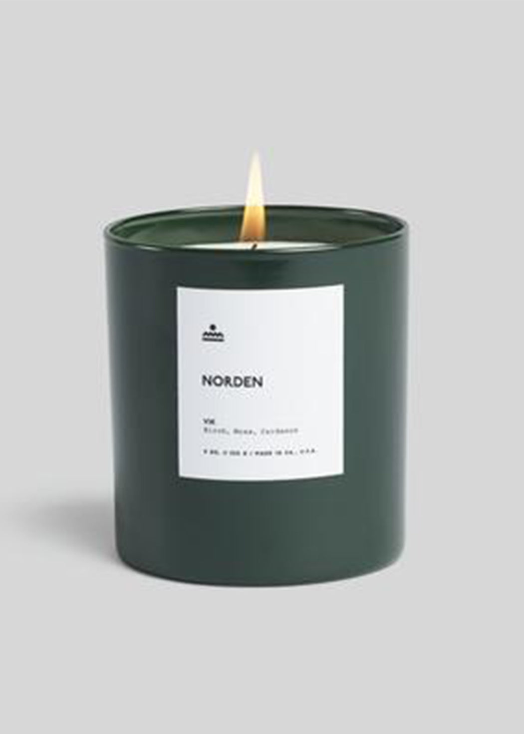 Norden VIK - Glass Candle
