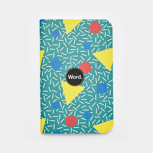 BY WORD NOTEBOOK-BAYSIDE