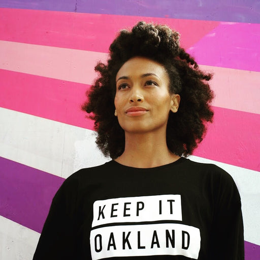 KEEP IT OAKLAND Tee
