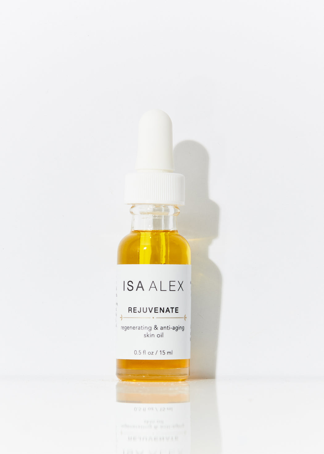 Rejuvenate Face Oil - ISA ALEX