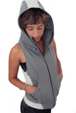 Freq G Vest - Poly Fleece