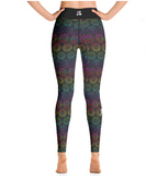 Yoga Leggings made with Love vibrations