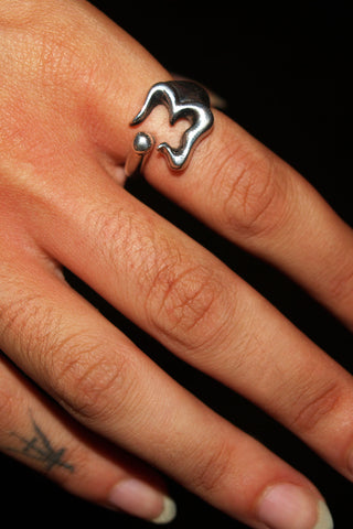 Sterling Silver B-Ring Original
