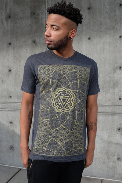Vitality Men's Tee by Rythmatix Clothing