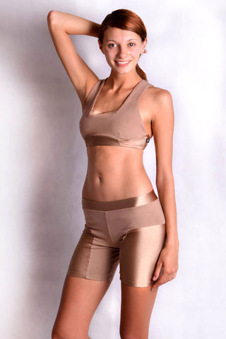 Elektra Yoga Top and Bottom - CLEARANCE $10!