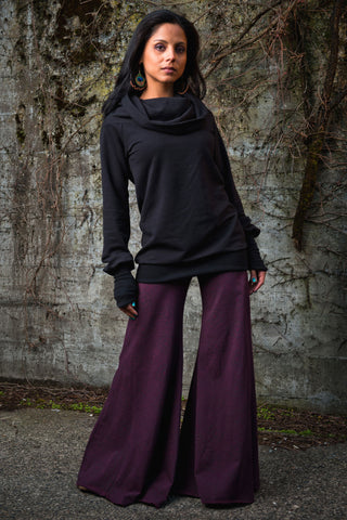 Flow Pants V.2 with Arabic Print