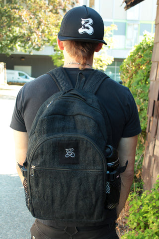 Hemp Laptop Backpack