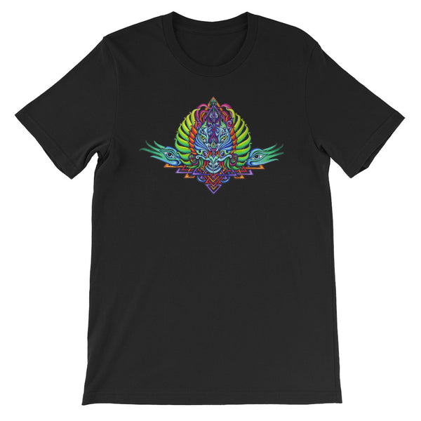 In Flight - Short-Sleeve Unisex T-Shirt