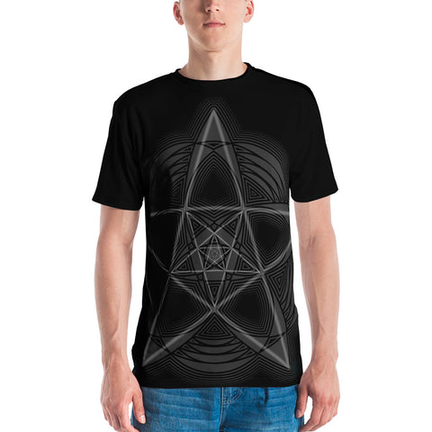 Men's T-shirt w/ Mantis Star