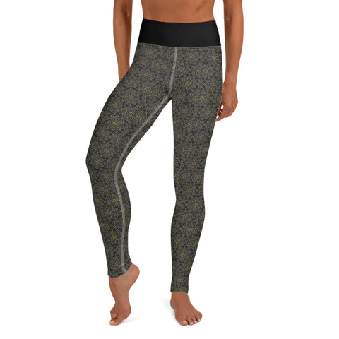 Yoga Leggings with Love