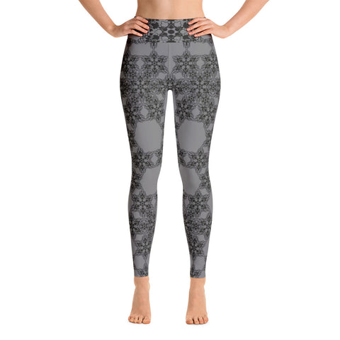 Compassion Molecule Yoga Leggings