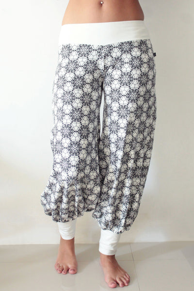 Nomad Flow Pants w/ Frequency Prints