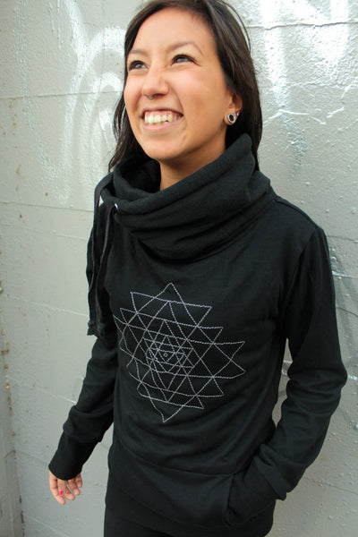 Sri Yantra Sweater - Unisex!