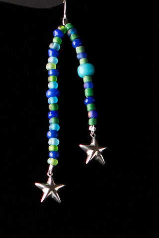 Stars Earrings by Michelle