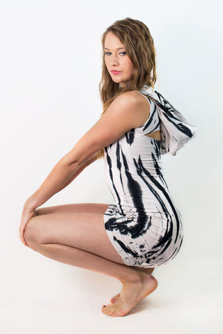 Vega Dress Singlet - Tie Dye - CLEARANCE $40!