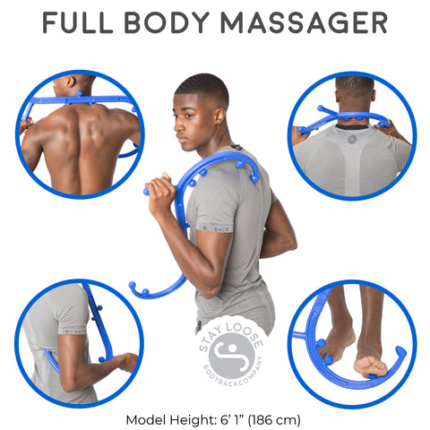 Treatment Options Mysofacial Trigger Point Pain Needling Injections Massage Tool Body Back Buddy