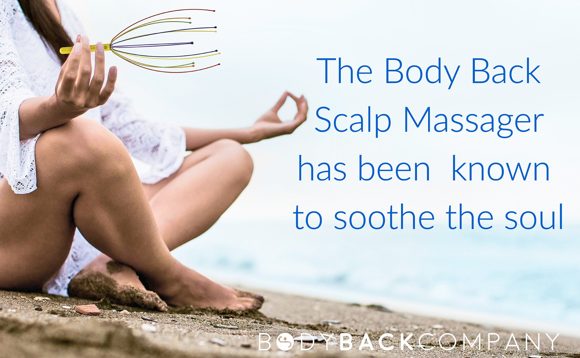Scalp Massager has been known to Sooth the Soul