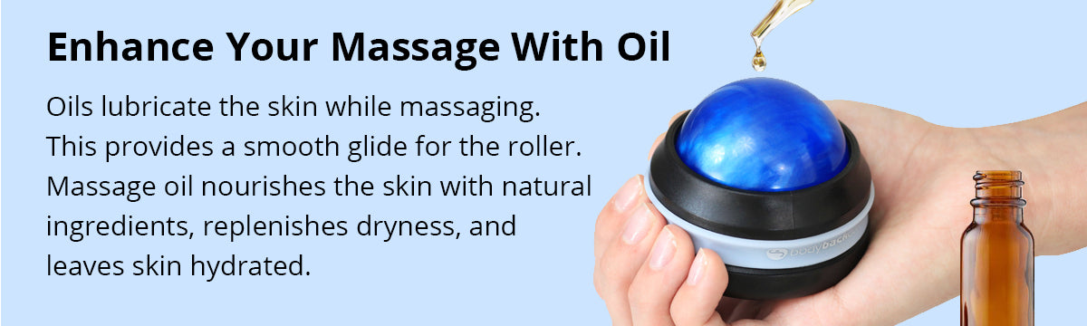 Enhance Your Massage With Oil
