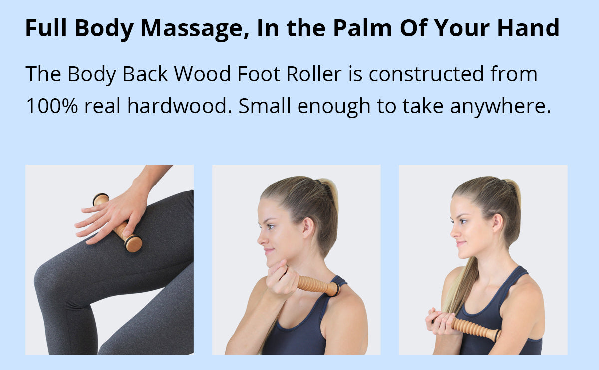 Full Body Massage in the Palm of Your Hand
