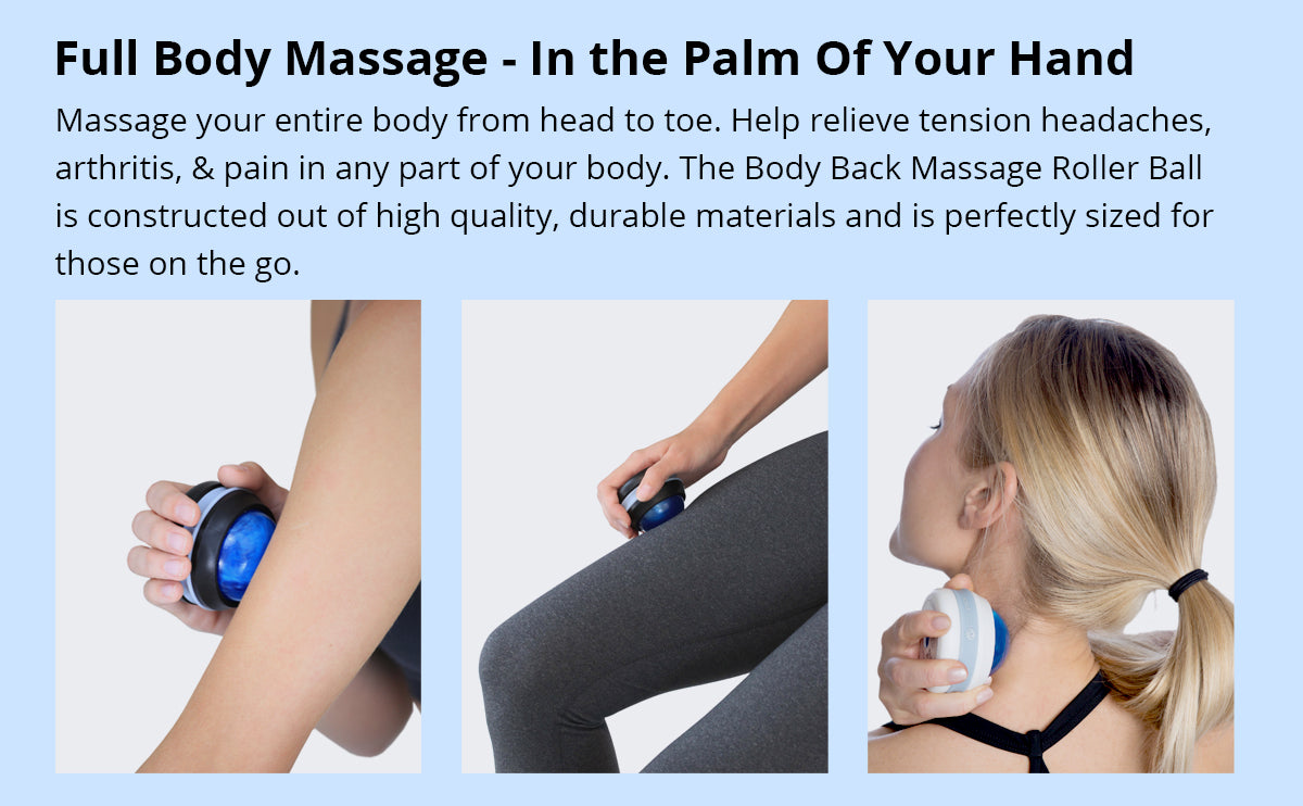 Full Body Massage in the Palm of Your Hands
