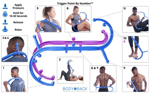 Download Your Free Body Back Buddy Quick Start Poster