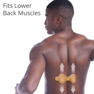 Mini Wooden Back Roller & Body Massager - Body Back Company