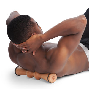 Wooden Back Roller & Stretcher - Body Back Company