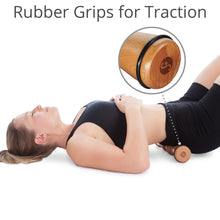 Load image into Gallery viewer, Wooden Back Roller & Stretcher - Body Back Company