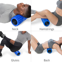 Load image into Gallery viewer, Body Back Star Foam Roller for Deep Tissue Massage, Back Pain Relief Muscle Roller - Body Back Company