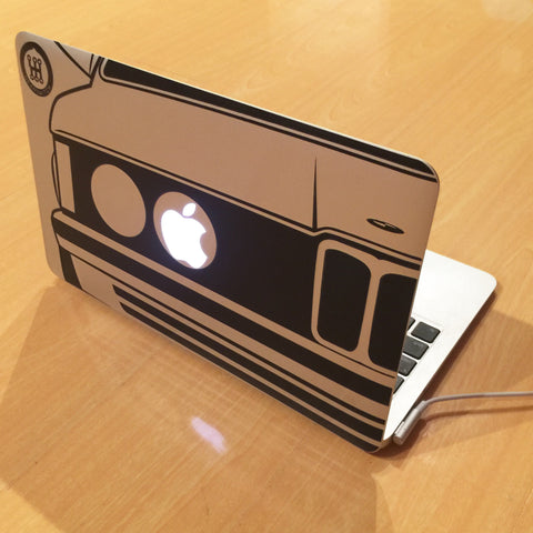 E21 MacBook Decal