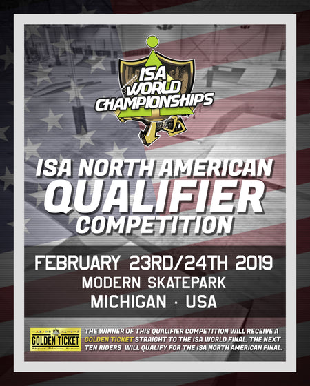 Got a Scooter?  Want to Compete in the ISA?