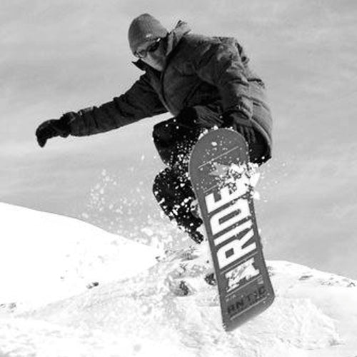 modern skate and surf snowboarding collection and shop