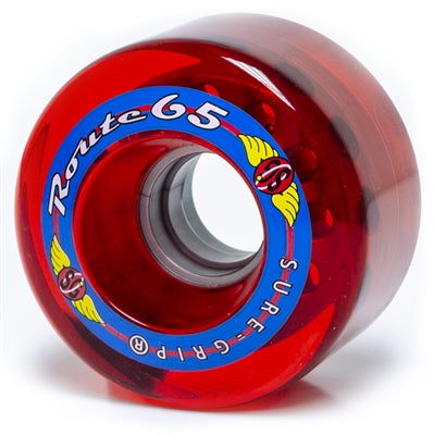 Sure Grip Route Outdoor 65mm Roller Skate Wheels